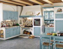 Интерьер кухни в стиле прованс - основные аспекты оформления и декорирования