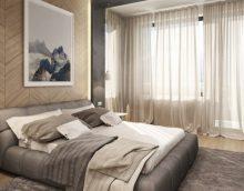 Современный дизайн маленькой спальни 2019 года: фото и идеи интерьера комната
