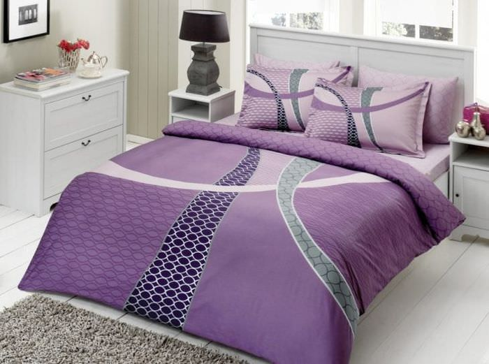 Пример 2-спального постельного белья