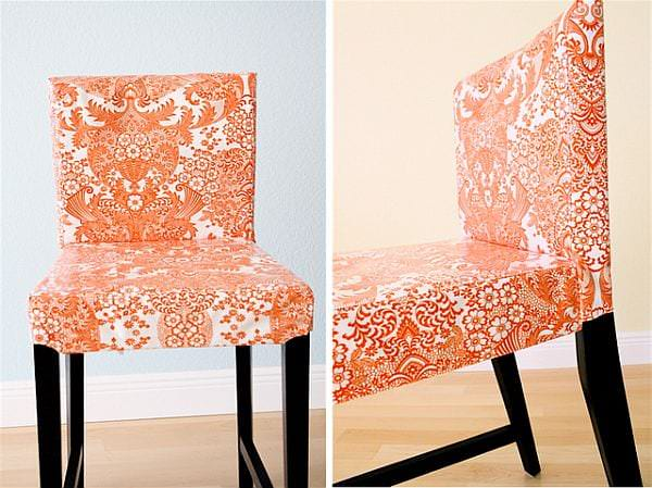Dining room chair slipcover patterns