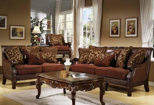 Как сделать мебель для зала