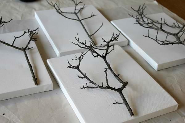 Панно своими руками из дерева