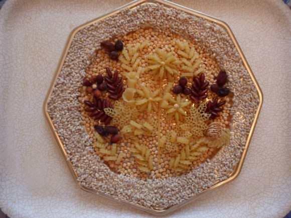 Красивое панно для кухни своими руками, интересные варианты