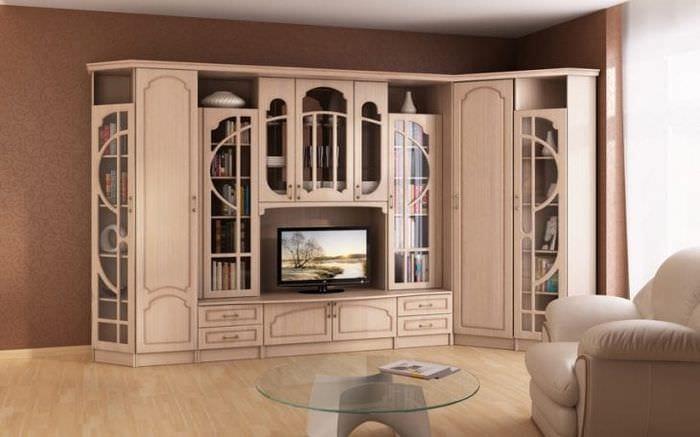 стенка под телевизор в гостиную фото идеи примеры оформления