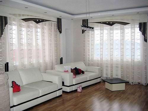 Шторы и тюли для зала фото дизайн