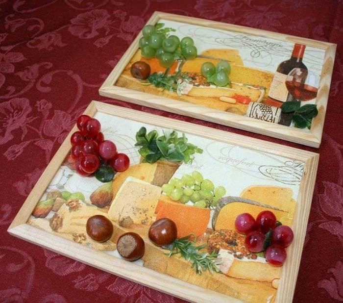 Панно для кухни мастер класс