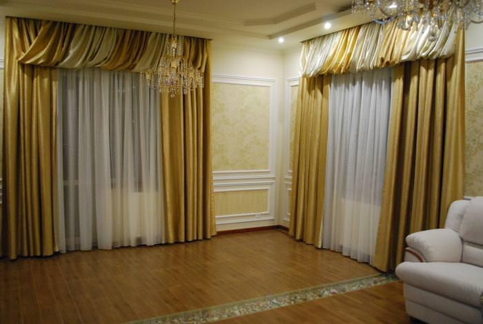 фото-тюли для зала фото новинки
