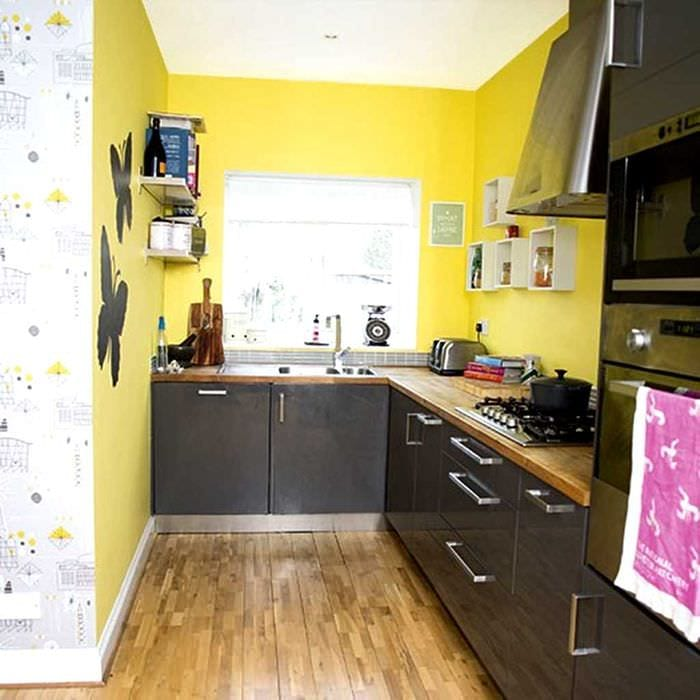 Kitchen Design Usa: Мини кухни для малогабаритных квартир 42 фото идеи