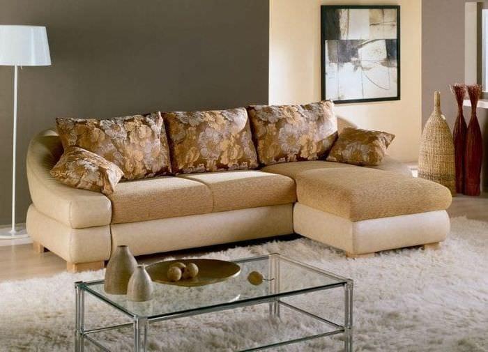 мягкая мебель для гостиной фото особенности и критерии