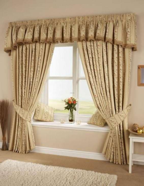 Портьеры для спальни дизайн