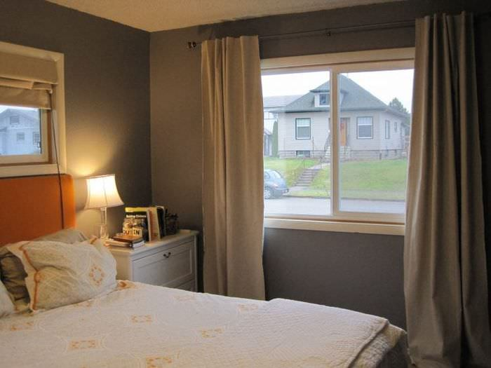 Шторы спальня своими руками фото