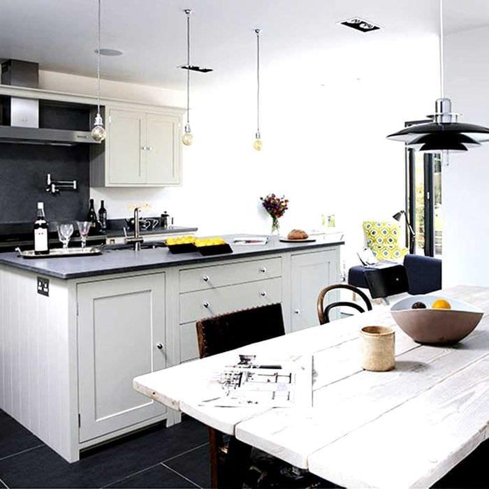 Мини кухни для малогабаритных квартир 42 фото идеи