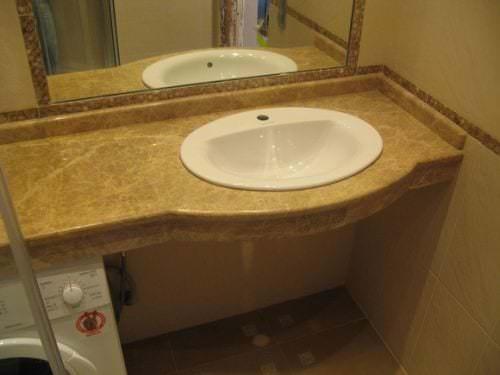 Плинтус для ванных