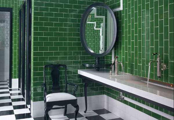 Интерьер в ванной комнате: фото 2016, все самые современные идеи