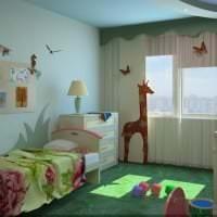 Ремонт детской комнаты для мальчика 5</span>0 фото идей:»  /> </div> </figure> <figure> <div>  <img src=