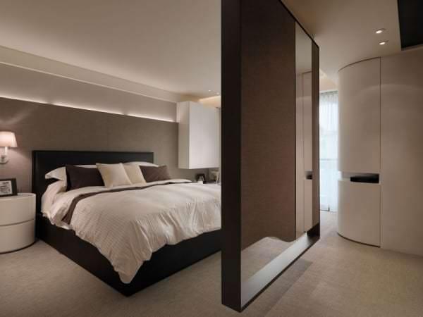 Зонирование спальни: секреты дизайна