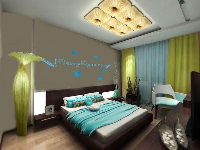 оформление спальни в квартире фото стили декор цветовые решения