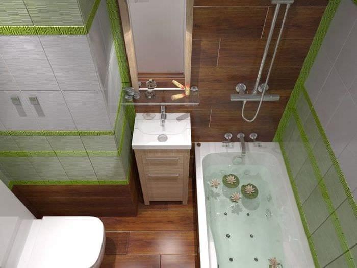 Как сделать совмещенный туалет 59