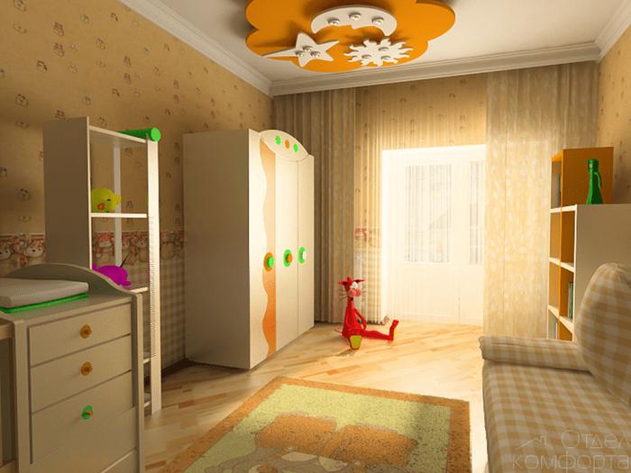 Детская комната для девочки своими руками фото