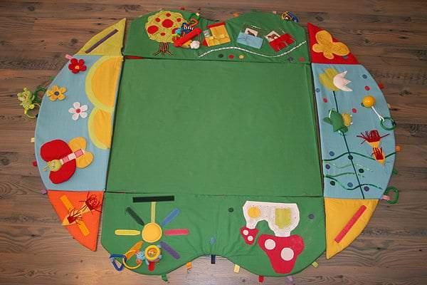 развивающий коврик для детей фото от 0 до 3 лет
