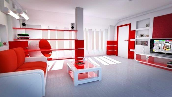 Необычный и яркий дизайн обоев для детской комнаты