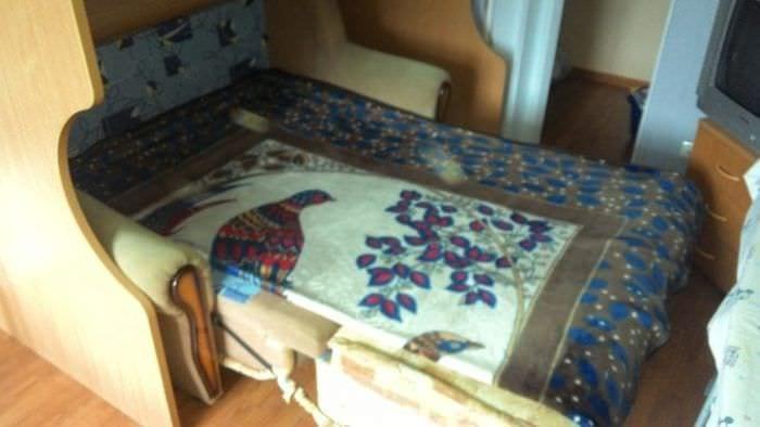 Детская кровать трансформер для маленькой комнаты