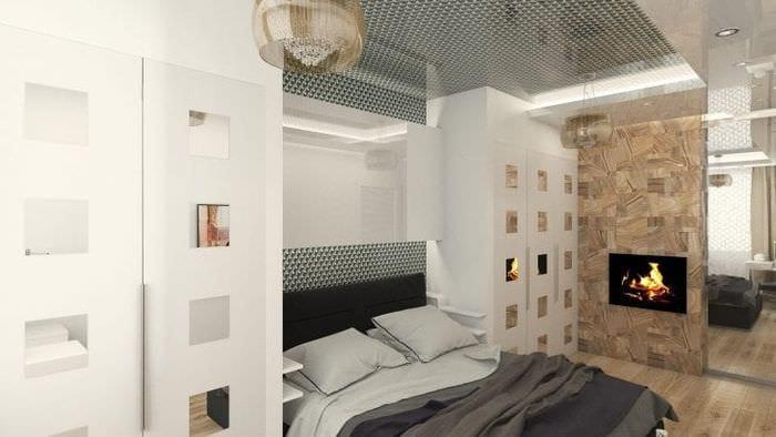Светлые и спокойные тона для гостиной в стиле минимализм
