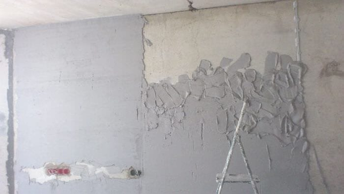 Грунтовка стен своими руками под обои видео