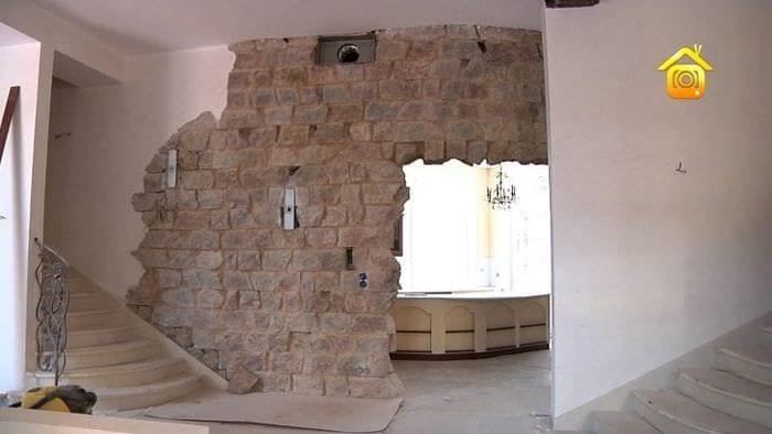 Декорирование стен 35