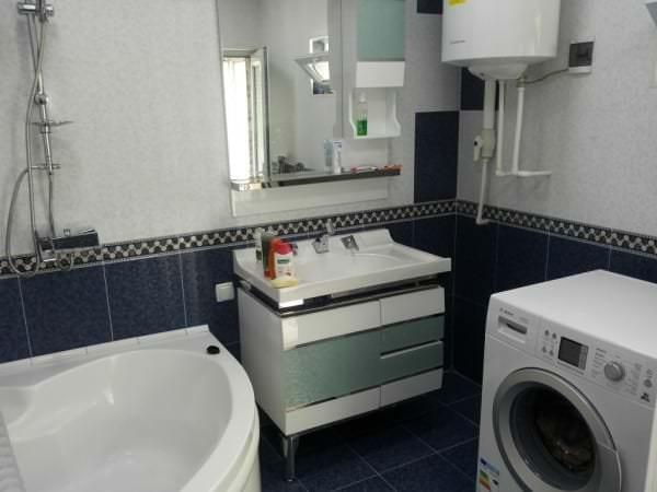 Дизайн ванной комнаты в хрущевке: грамотный подход и особенности