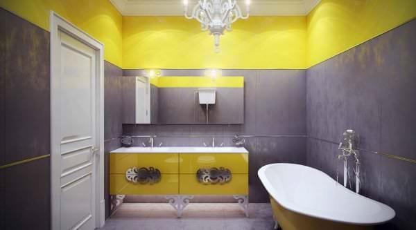 Цветовые решения и освещение