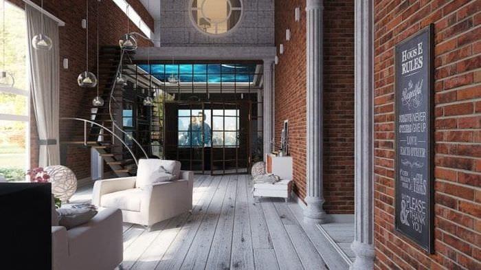 3d интерьер дома