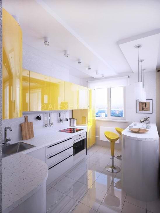 3d визуализация ванной
