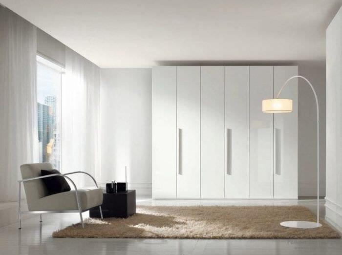 75 стильных идей-шкафа купе в интерьере квартиры.