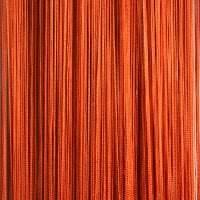 светлые шторы нити в интерьере прихожей фото
