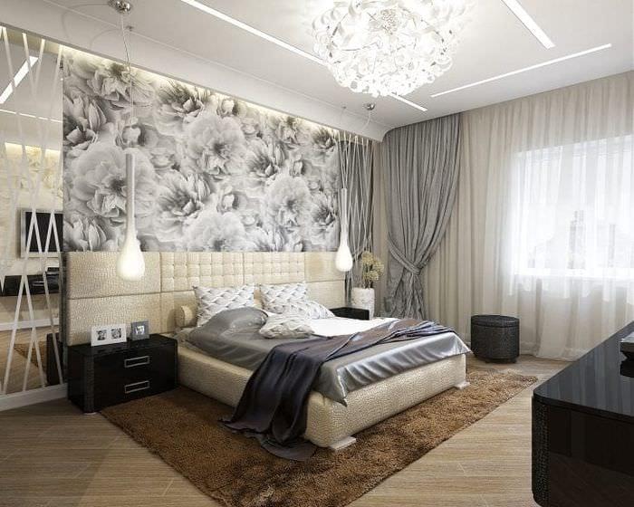 Шикарные спальни, фото подборка дизайнов интерьера Шикарные спальни дизайн фото реальные