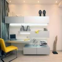 аквамарин цвет в дизайне спальни фото