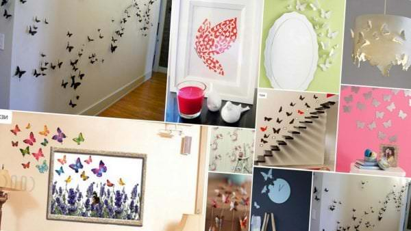 Декор комнаты из подручных материалов для девочек