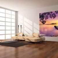 красивые фотообои с цветами в прихожую картинка