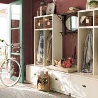 красивый цвет марсала в дизайне комнаты фото