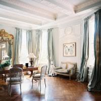 яркий дизайн квартиры в французском стиле фото