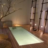 красивый стиль спальни в японском стиле фото