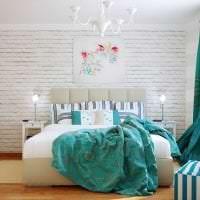 красивый интерьер комнаты в различных цветах фото