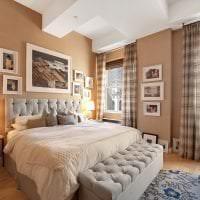 светлый дизайн дома в американском стиле картинка