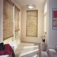 мебель с бамбуком в дизайне комнаты фото