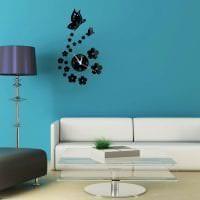 необычные бабочки в стиле спальни фото