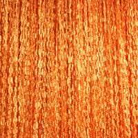 яркие шторы нити в стиле спальни фото