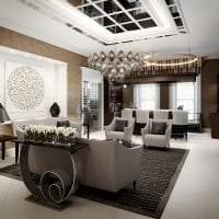 светлый декор квартиры в английском стиле картинка