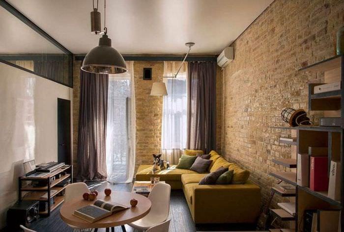 изысканный декор квартиры в черном цвете