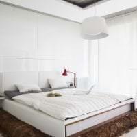 интерьер потолка с раствором бетона в доме картинка